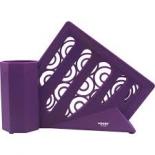 подставка для ножей Winner WR-3155, фиолетовая