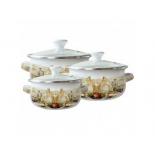 набор посуды для готовки Zeidan Z-80611-04  (мини-кастрюли)