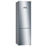холодильник Bosch KGN39VL22R, серебристый