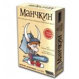 настольная игра Hobby World Манчкин (цветная версия, 2-е рус. изд.) от 12 лет