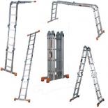 лестница монтажная LWI (4х4) трансформер