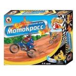 настольная игра Русский стиль Гонки Мотокросс (3846) 3D конструкция
