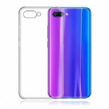 чехол для смартфона Borasco SILICON для Huawei Honor 10, прозрачный