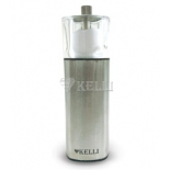 мельница для специй Kelli KL-11125 2в1: для перца-соли