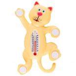 термометр бытовой КОТИК (Размер: 26х15 см) на липучках