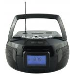 магнитола  Hyundai H-PAS140, черная