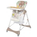 стульчик для кормления Baby Care Love Bear, коричневый 18