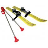 лыжи детские Gismo Riders Baby Ski, желтые