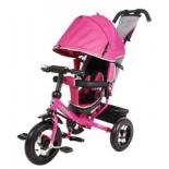Трехколесный велосипед Moby Kids Comfort 12x10 AIR, лиловый