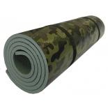 коврик туристический Изолон Decor Камуфляж (8х1800х550мм) хаки