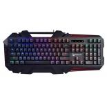клавиатура A4Tech B880R USB, черная