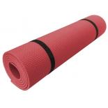 коврик туристический Изолон Camping 8 (8х1800х600мм) красный