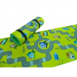 коврик туристический Изолон Decor Детство (8х1800х550мм) 2 утяжки