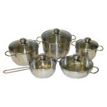 набор посуды для готовки Амет 1С946