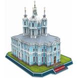 товар для детей CubicFun (пазл) Смольный Собор (Россия)