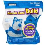 товар для детей Spin Master Песок для лепки Kinetic Sand, серия Build (2 цвета)