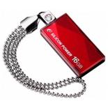 usb-флешка Silicon Power Touch 810 16Gb, красная