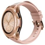 Умные часы Samsung Watch 42мм SM-R810, розовое золото