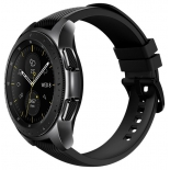 Умные часы Samsung Watch 42мм SM-R810, черные
