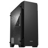 корпус компьютерный Zalman S3 без БП, черный