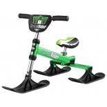 снегокат Small Rider TRIO, зеленый