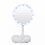 зеркало косметологическое Зеркало со светодиодами My FoldAway Mirror