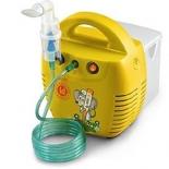 ингалятор LITTLE DOCTOR LD-211С, компрессорный, (цвета корпуса - желтый с логотипом и белый)