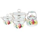 набор посуды для готовки Winner WR-1525 Beaitiful