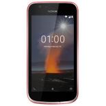 смартфон Nokia 1 1Gb/8Gb ds TA-1047, красный