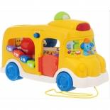 музыкальная игрушка развивающая VTech Школьный автобус