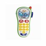 музыкальная игрушка Телефон с фотокамерой Chicco
