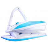 снегокат Gismo Riders Skidrifter, бело-синий