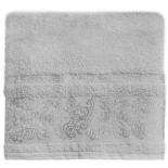 полотенце банное Bonita Дамаск 70x140, серое