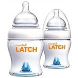 товар для кормления Munchkin Latch Бутылочка 120 мл. 2 шт. 0+