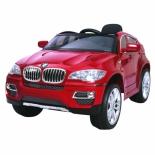 электромобиль RT BMW X6 R/C, красный