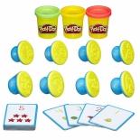 набор для лепки игровой Hasbro Play-Doh Цифры и числа B3406