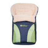 конверт для новорожденного Спальный мешок в коляску Womar Crocus №24, зеленый