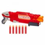оружие игрушечное Бластер Hasbro бластер Nerf Мега Даблбрич B9789