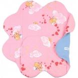 конверт для новорожденного Ramili Light Denim Style, розовый
