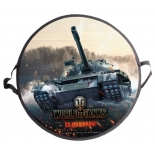 санки-ледянки 1Toy World of Tanks (Т58480, круглые)