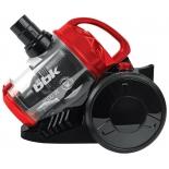 Пылесос BBK ВV1503, черно-красный