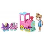 кукла Barbie (Клуб Челси) Паровозик, FRL86