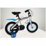 велосипед RiverBike Q-12, синий