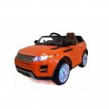 электромобиль RiverToys Range Rover A111AA VIP, оранжевый