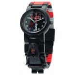 часы наручные Lego Star Wars 8020431 Darth Maul (с минфигуркой)