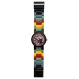часы наручные Lego Star Wars Boba Fett  (8020448) с минфигуркой