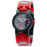 часы наручные Lego Star Wars 8020332 Darth Maul (с минфигуркой)
