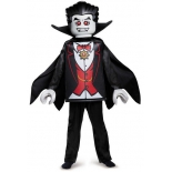костюм карнавальный Lego Вампир 18247K (размер M, 7-8 лет)