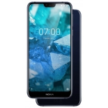 смартфон Nokia 7.1 3/32Gb DS TA-1095, синий