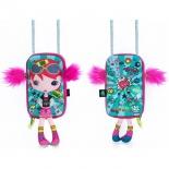 сумка Okiedog 87007 куколка Модница, 10х17х4 см
